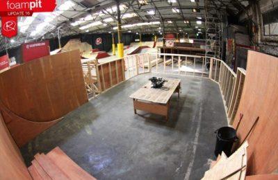 Rampworx Liverpool Foam Pit 58