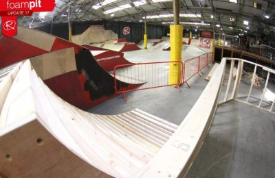 Rampworx Liverpool Foam Pit 59