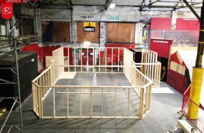 Rampworx Liverpool Foam Pit 50